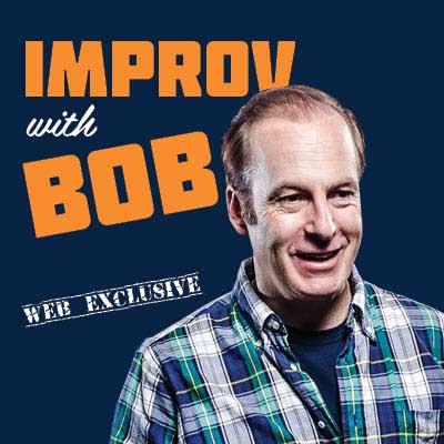 Improv with Bob